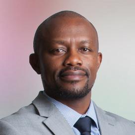 Mr. Orlando Lyomu